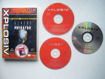 Vintage Alien Versus Predator Gold Edition PC Game